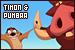 Relationship: Timon & Pumbaa