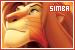 Character: Simba (The Lion King)
