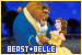 Beauty and the Beast: Beast and Belle: