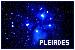 Space/Sky: Pleiades: