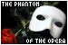 Phantom of the Opera: The Phantom of the Opera: