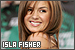 Fisher, Isla: