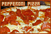 Pepperoni Pizza: