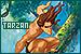 Tarzan: Character: Tarzan: