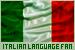 Language: Italian: