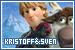Frozen: Kristoff x Sven: