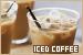 Coffee: Iced: