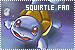Pokemon: Squirtle: