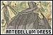 Dresses: Antebellum: